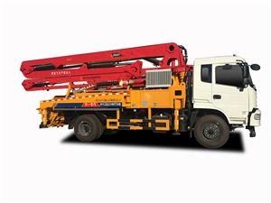 东风御虎26米泵车