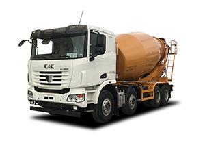 联合卡车14方轻量化搅拌车